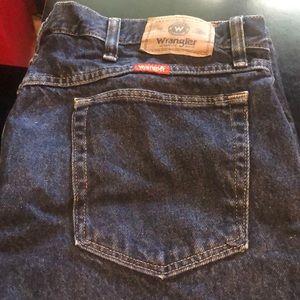 Wrangler Jeans - Men's 40x30 wrangler jeans